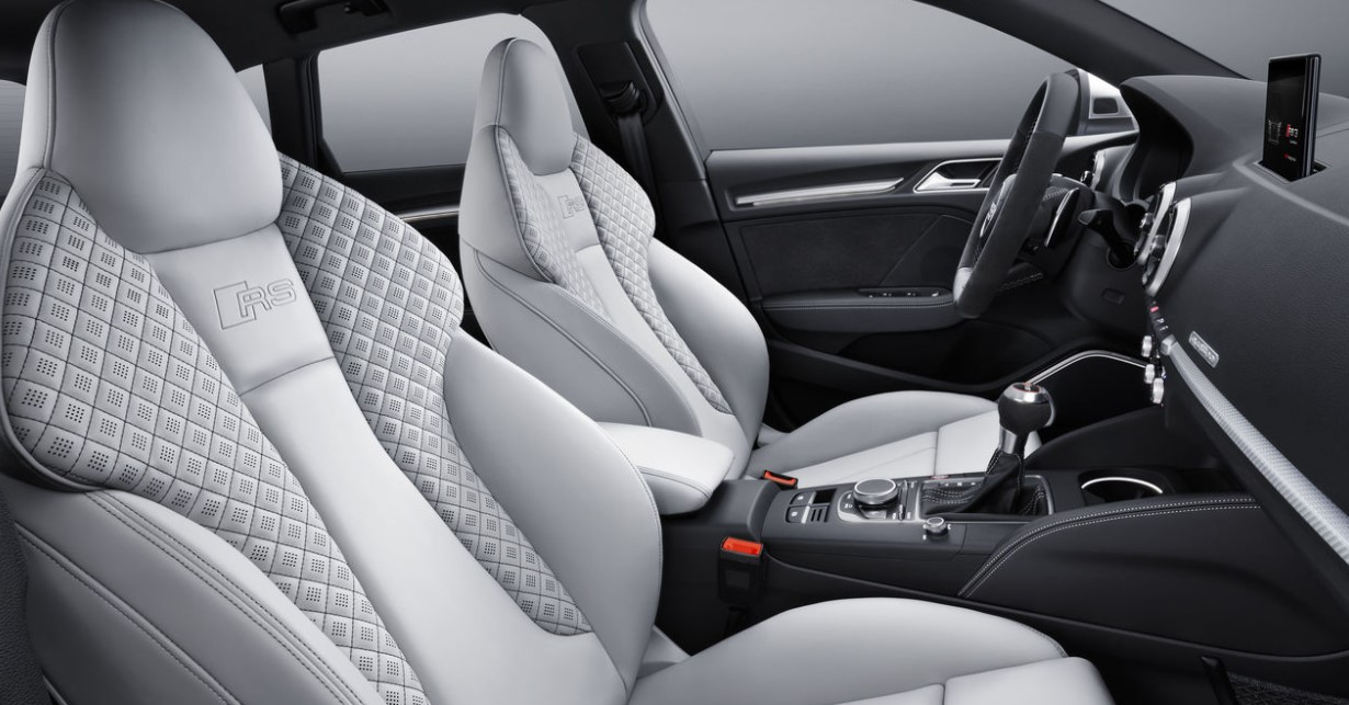 2021 Audi RS3 Interior