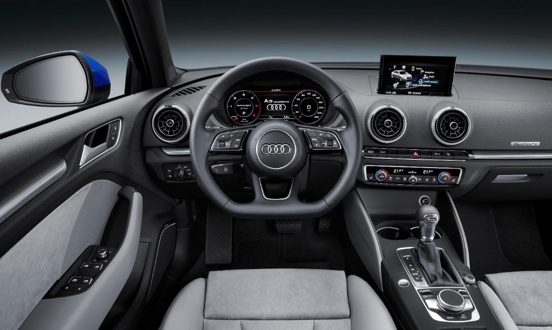 2021 Audi S3 Interior