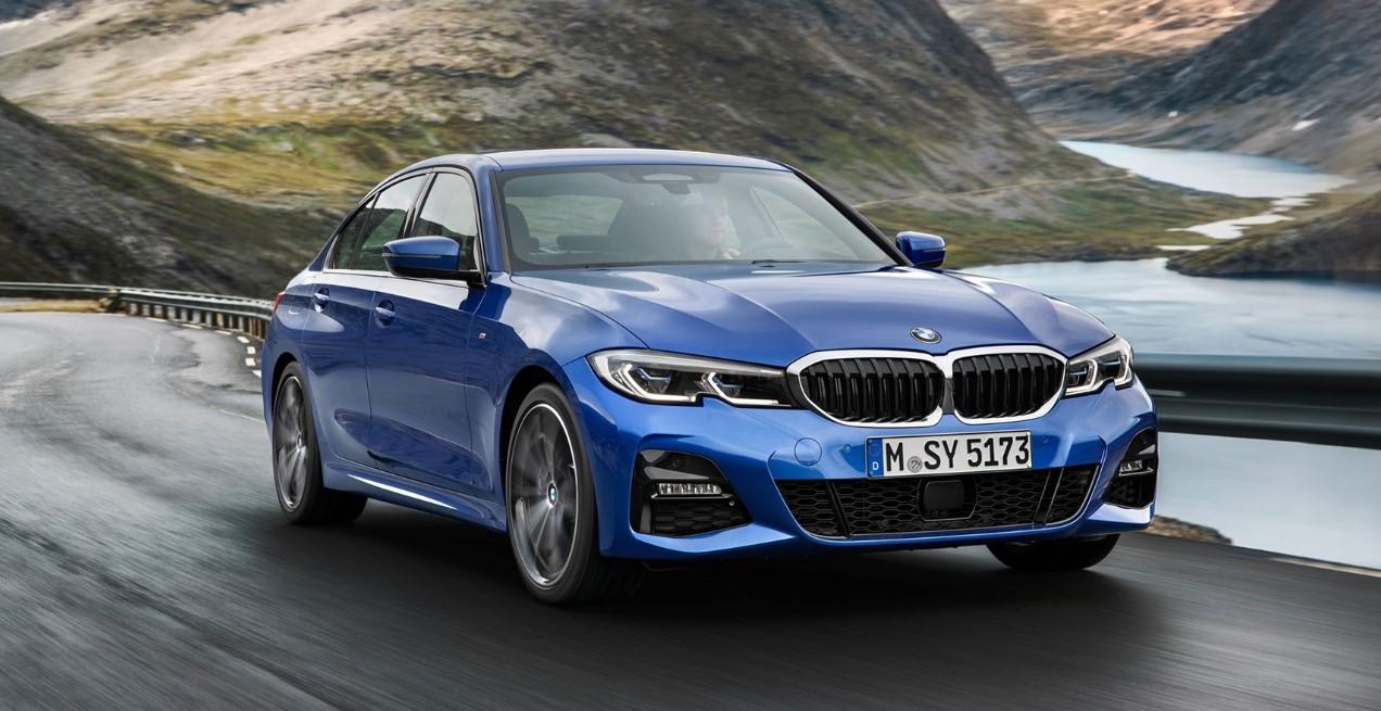 2021 BMW 3 Series Exterior
