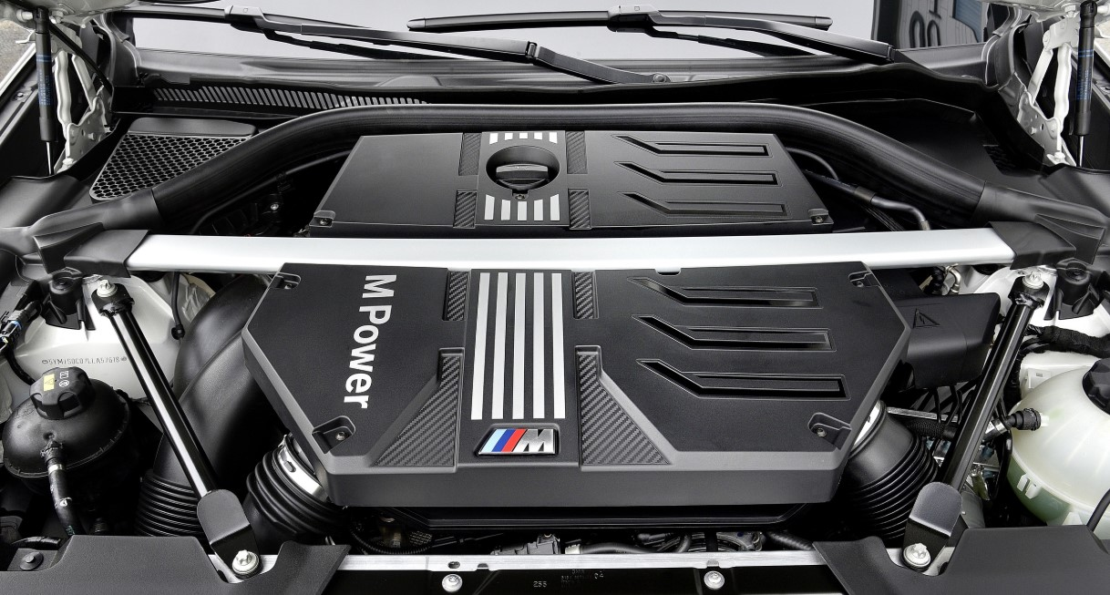 2021 BMW X3 Engine