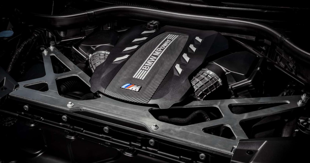 2021 BMW X5 Engine