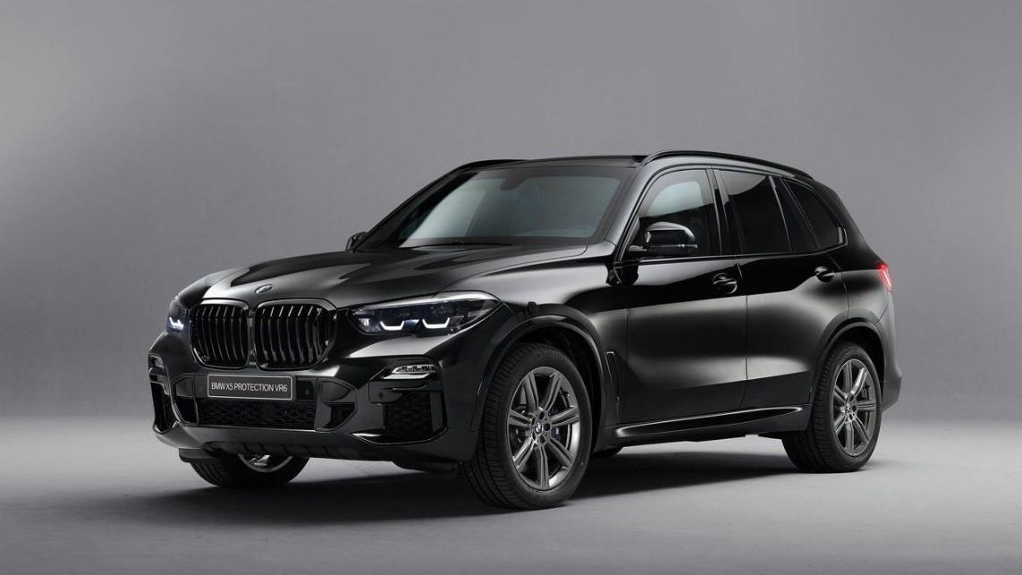 2021 BMW X5 Exterior
