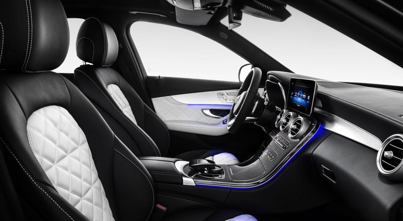 2021 C Class Mercedes Benz Interior