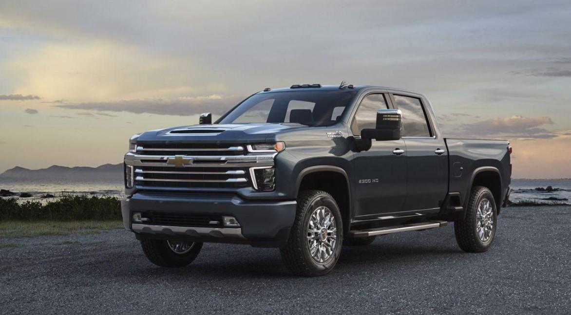 2021 Chevrolet 2500 Exterior