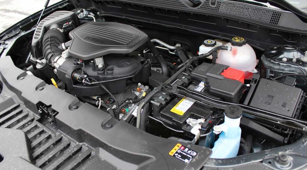 2021 Chevrolet Blazer Engine