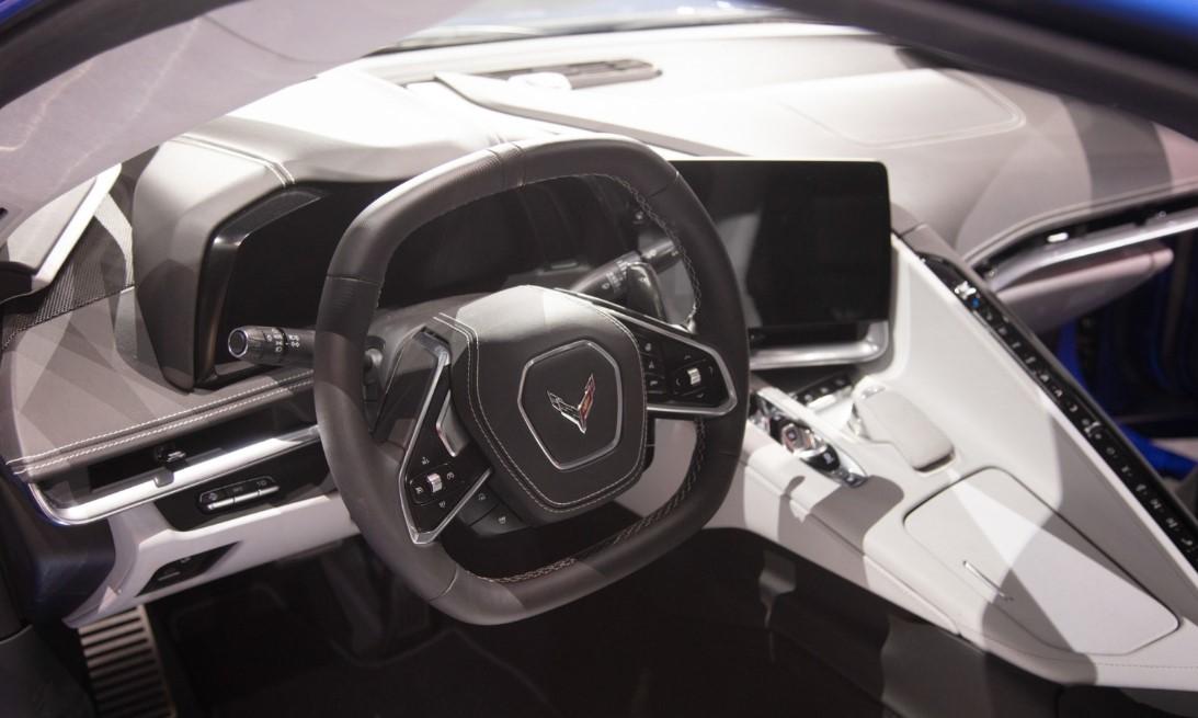2021 Chevrolet Corvette Stingray Interior