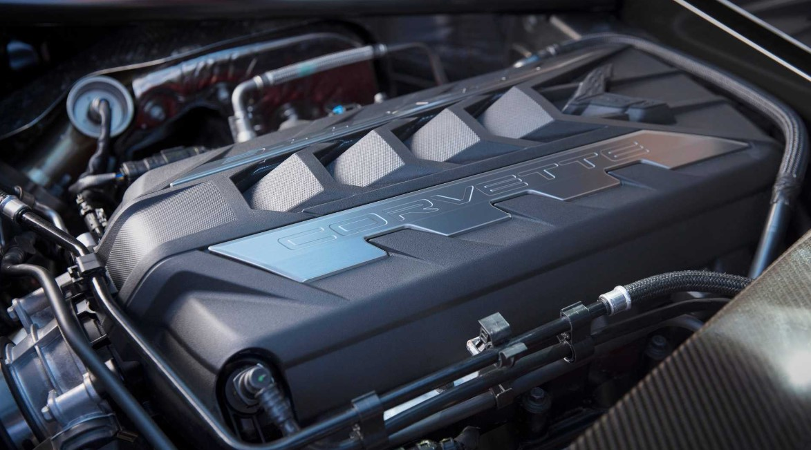 2021 Chevrolet Corvette ZR1 Engine