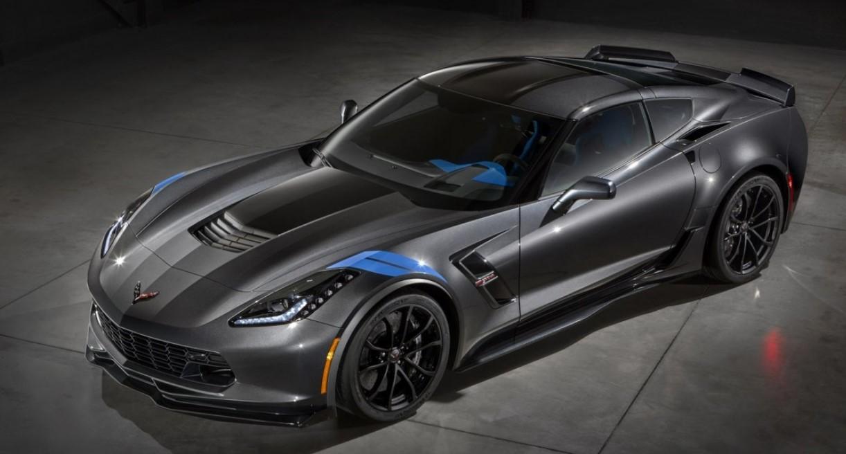 2021 Chevrolet Corvette ZR1 Exterior
