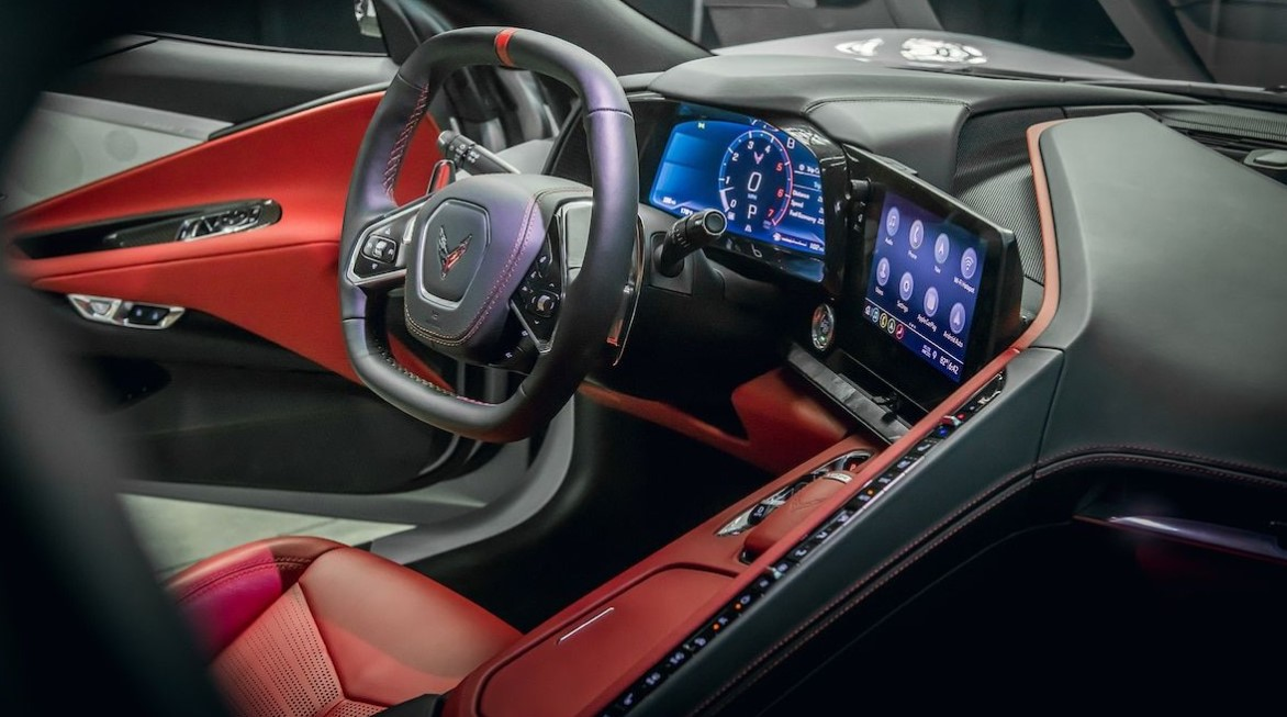 2021 Chevrolet Corvette ZR1 Interior