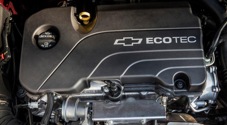 2021 Chevrolet Cruze Engine