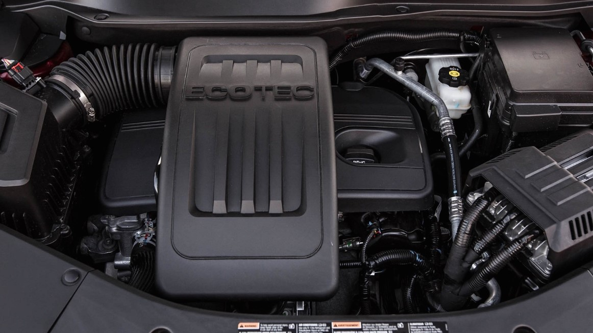 2021 Chevrolet Equinox Engine