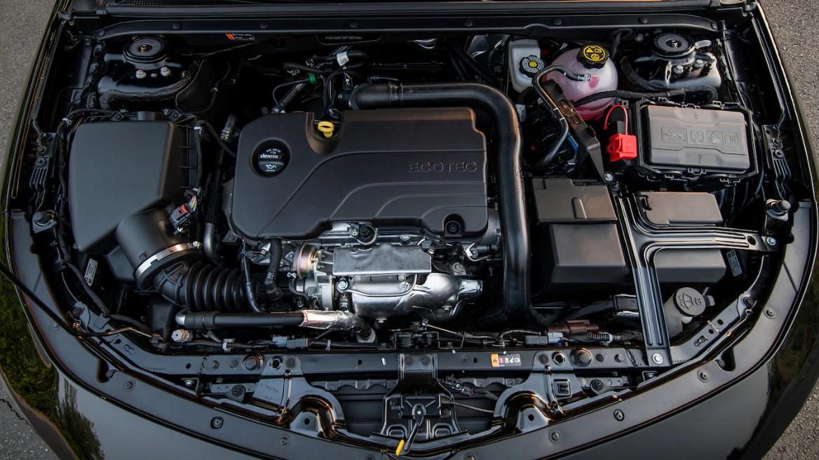2021 Chevrolet Malibu Engine