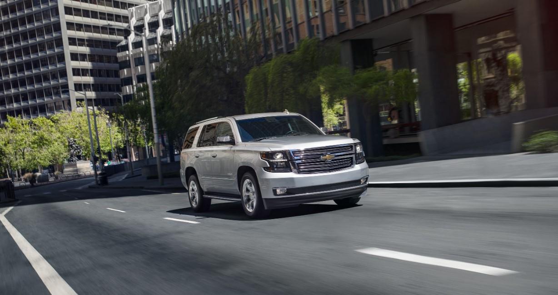 2021 Chevrolet Suburban Exterior