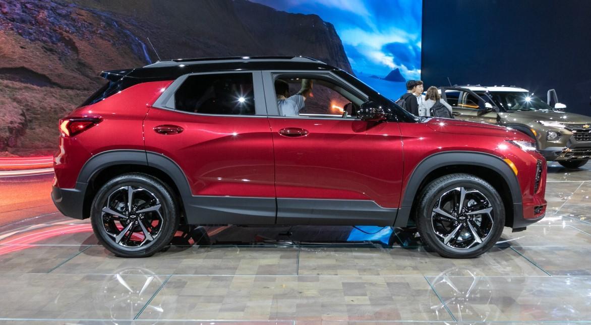 2021 Chevrolet Trailblazer Exterior