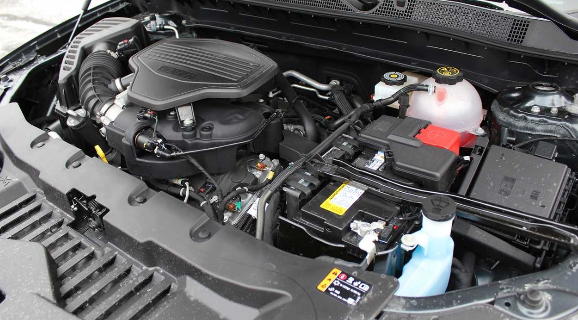 2021 Chevy Blazer Engine