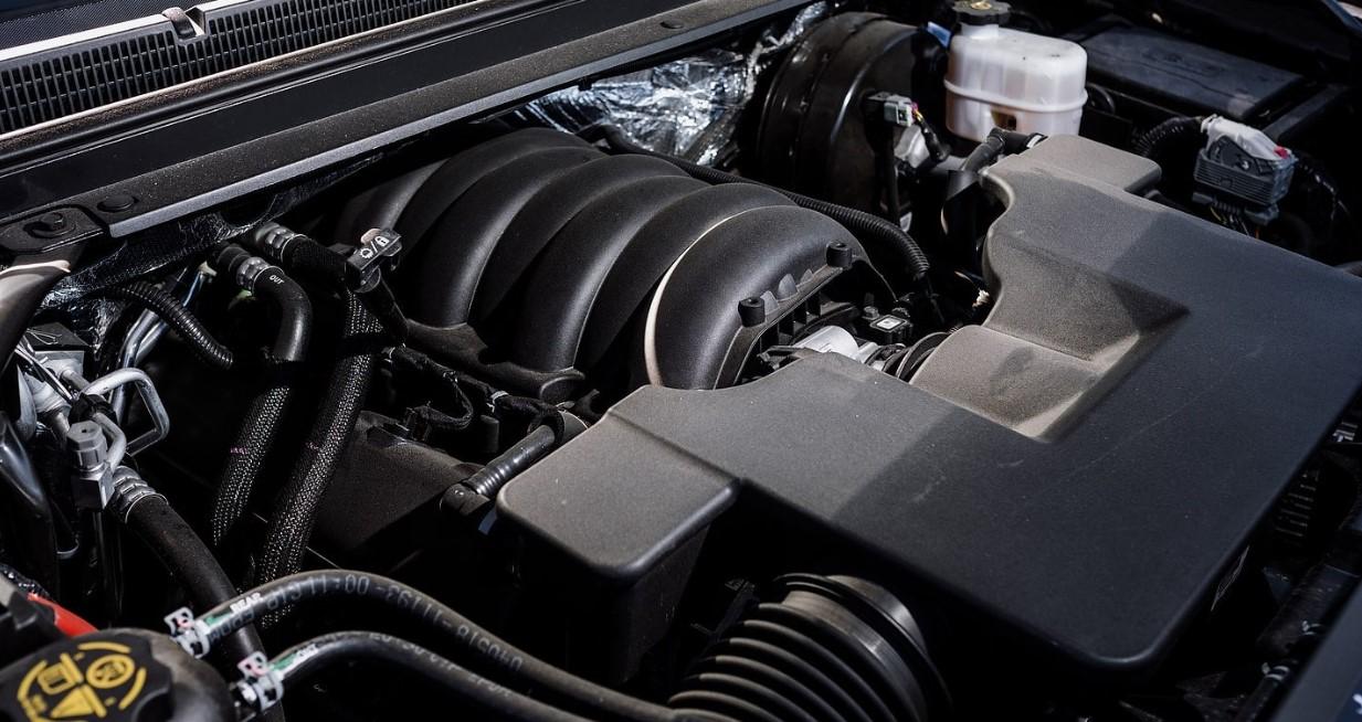 2021 Chevy Tahoe Engine