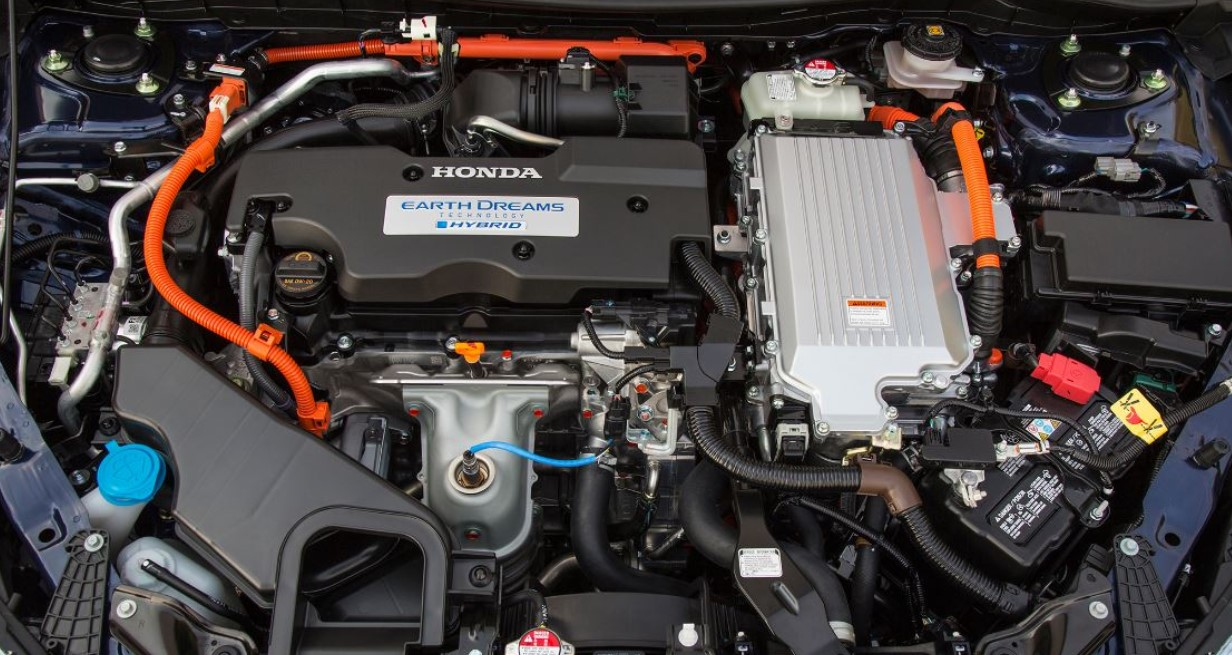 2021 Honda Accord Engine