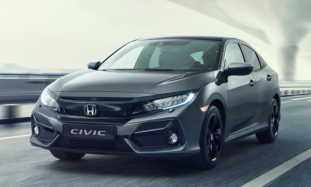 2021 Honda Civic Exterior
