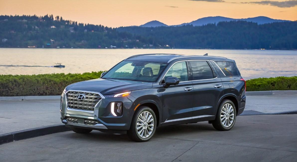 2021 Hyundai Palisade Exterior