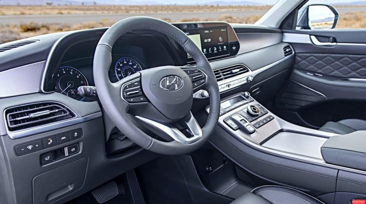 2021 Hyundai Palisade Interior