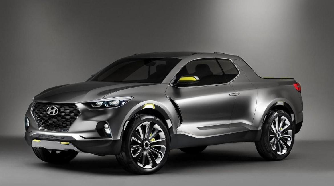 2021 Hyundai Santa Cruz Exterior