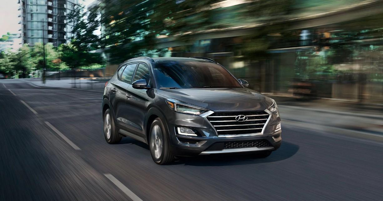 2021 Hyundai Tucson Exterior