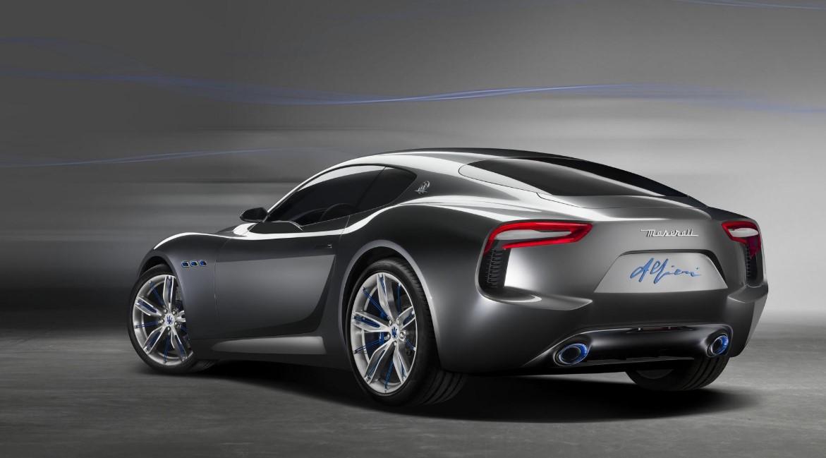 2021 Maserati Alfieri Engine