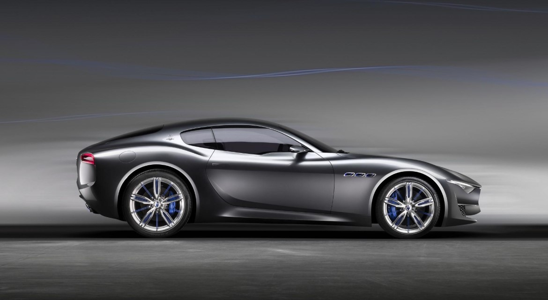 2021 Maserati Alfieri Exterior