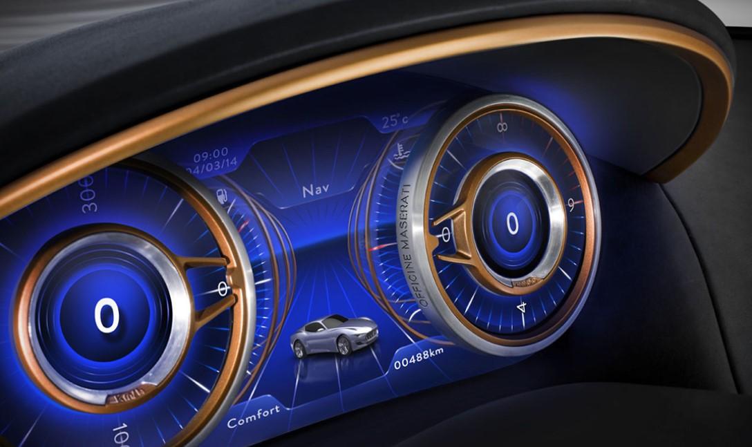 2021 Maserati Alfieri Interior