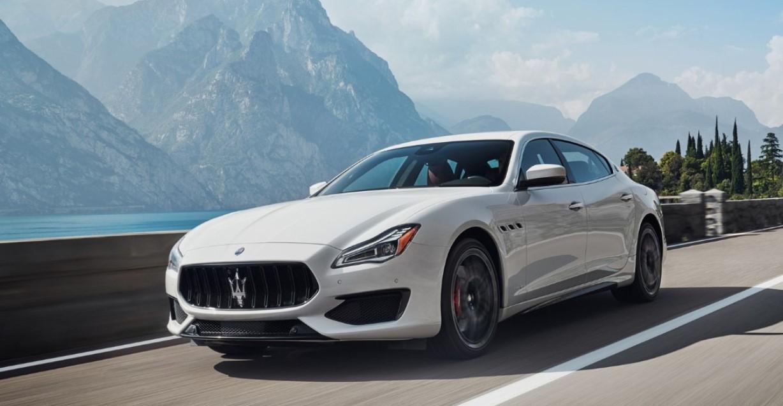 2021 Maserati Granturismo Exterior