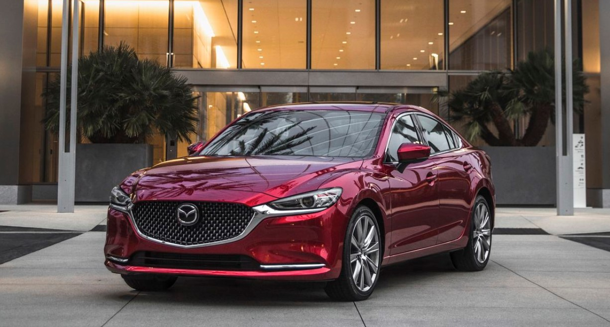 2021 Mazda 6 Exterior