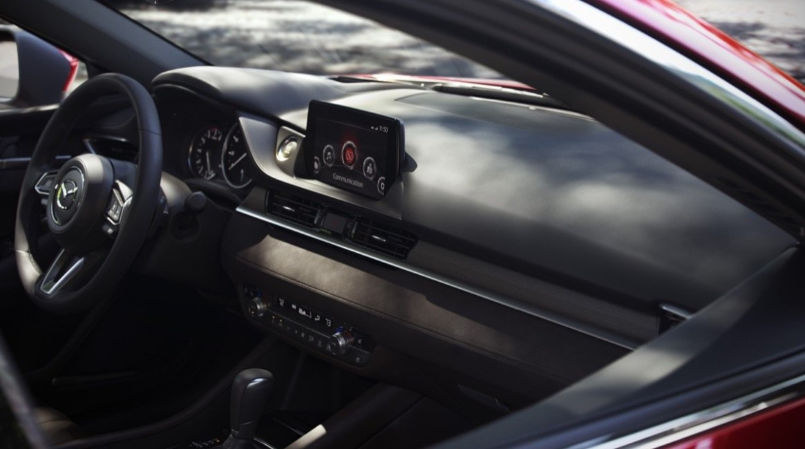 2021 Mazda 6 Interior