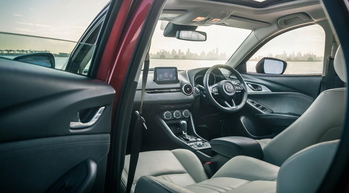 2021 Mazda CX 3 Interior