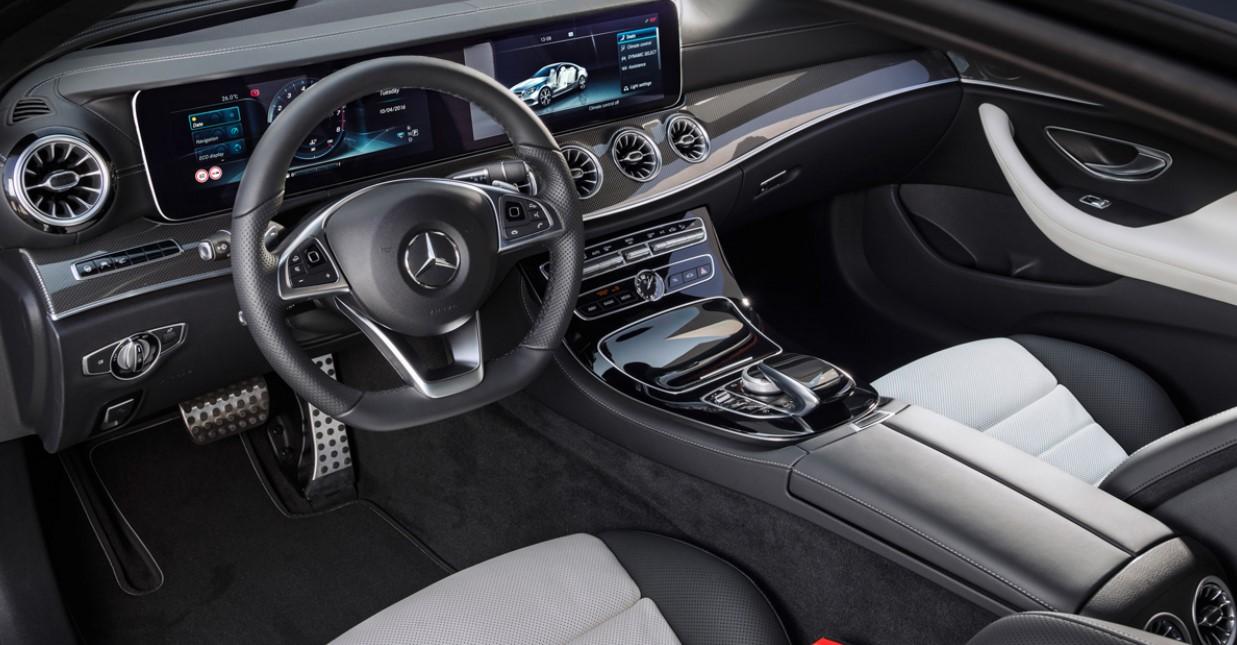 2021 Mercedes Benz E300 Interior