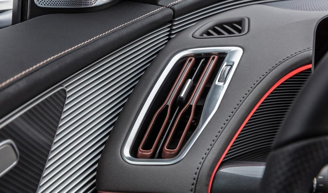 2021 Mercedes-Benz EQS Interior