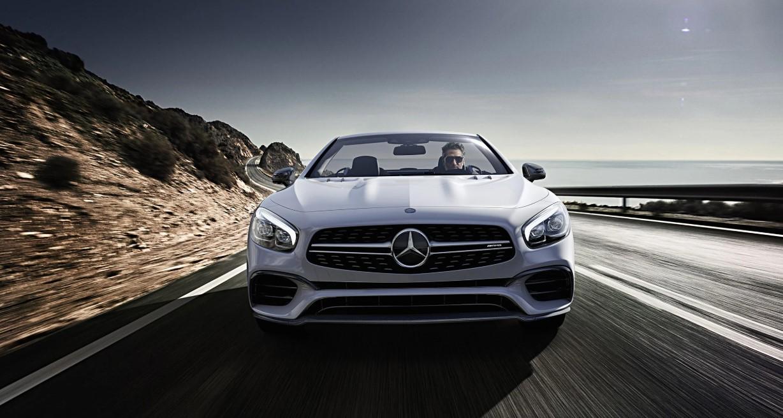 2021 Mercedes Benz SL Exterior