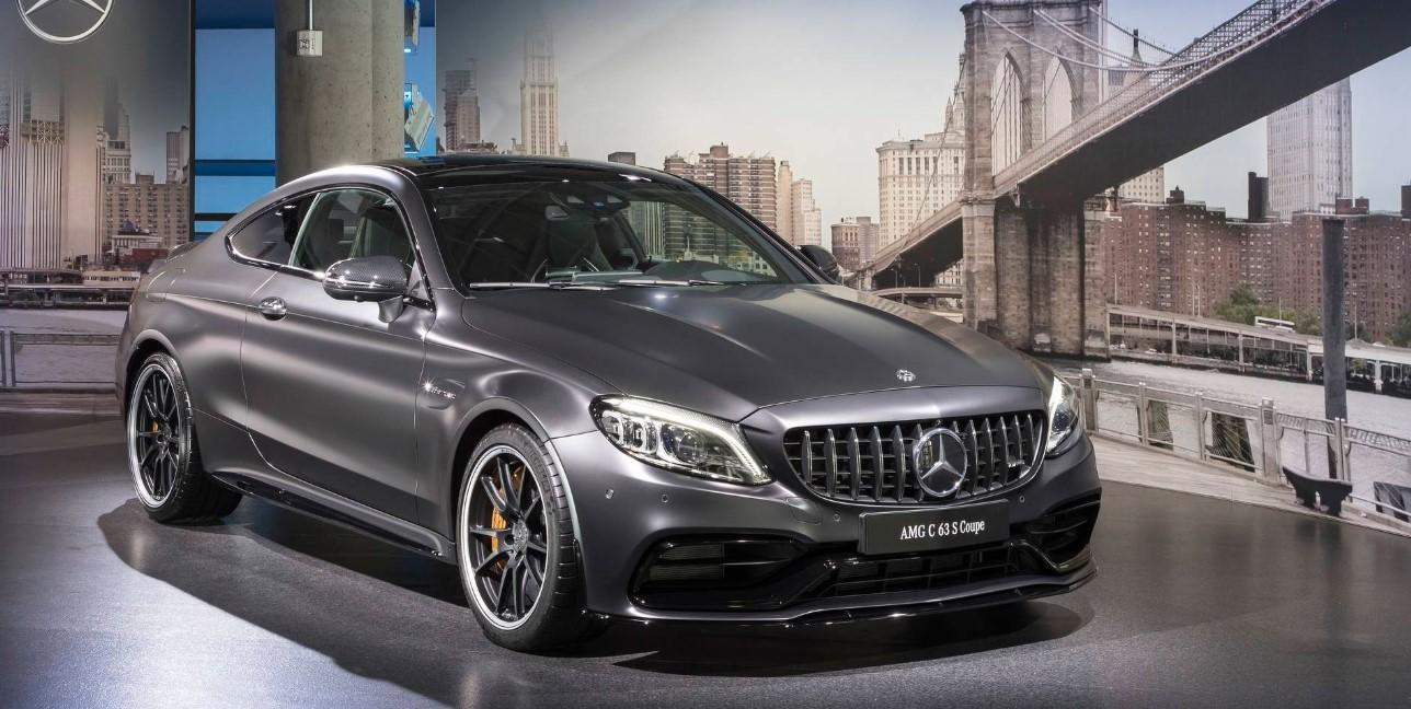2021 Mercedes C63 Exterior