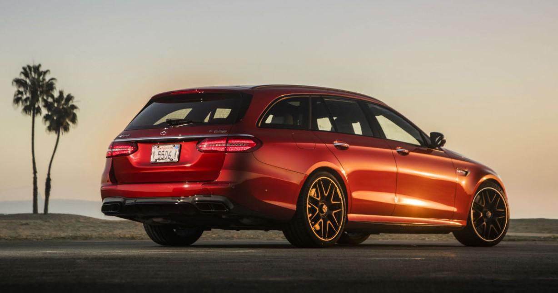 2021 Mercedes E Class Wagon Interior, Price, Lease ...