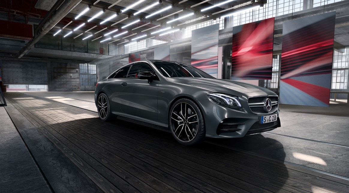 2021 Mercedes E Coupe Exterior