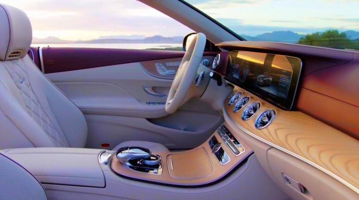 2021 Mercedes E Interior