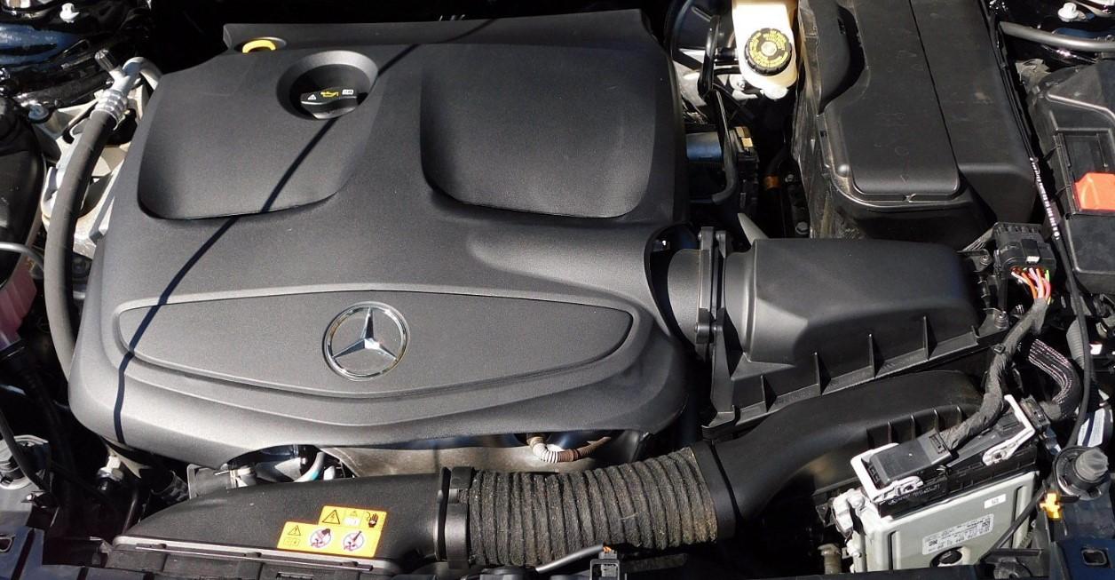 2021 Mercedes GLA 250 Engine