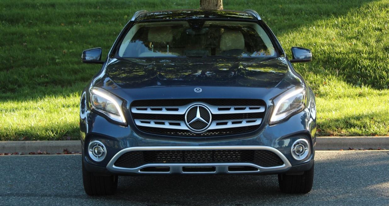 2021 Mercedes GLA 250 Exterior