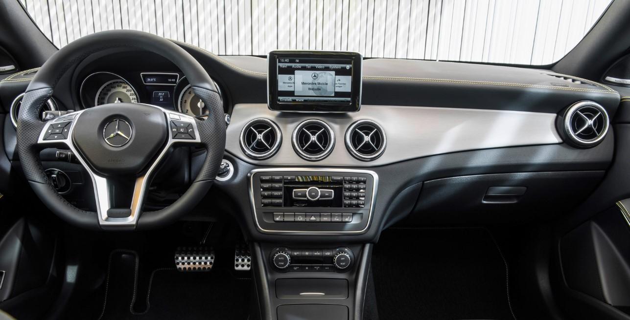 2021 Mercedes GLA 250 Interior