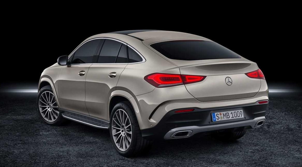 2021 Mercedes GLE 450 Engine