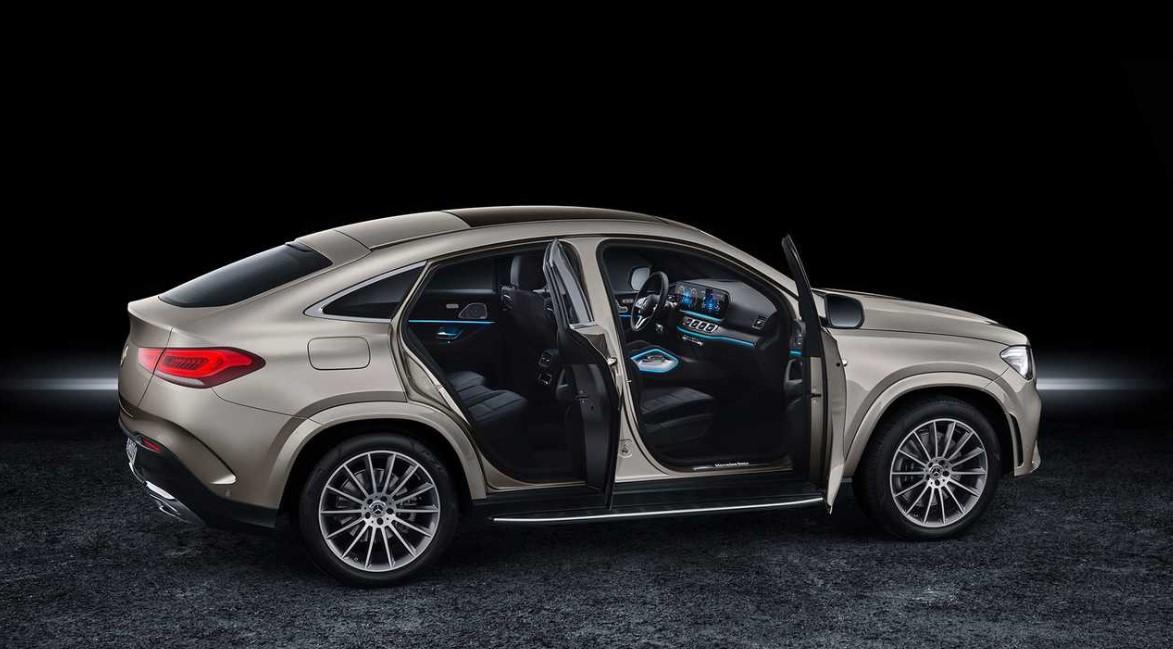 2021 Mercedes GLE 450 Exterior