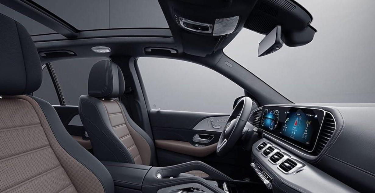 2021 Mercedes GLE 450 Interior