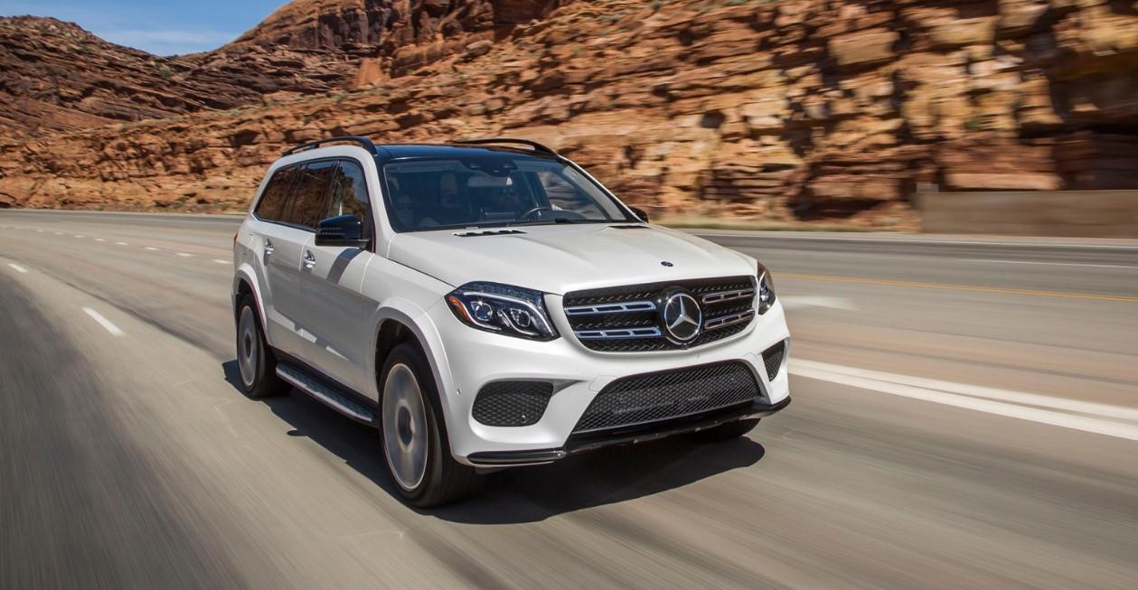 2021 Mercedes GLS 550 Exterior