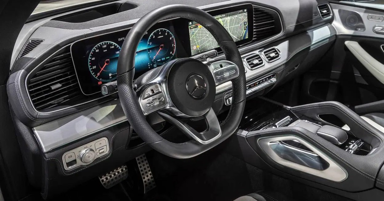 2021 Mercedes GLE 63 Interior