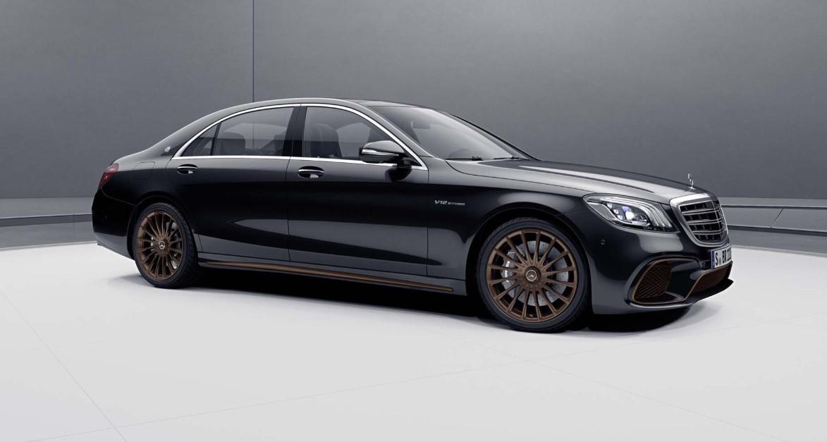 2021 Mercedes S Class AMG Exterior