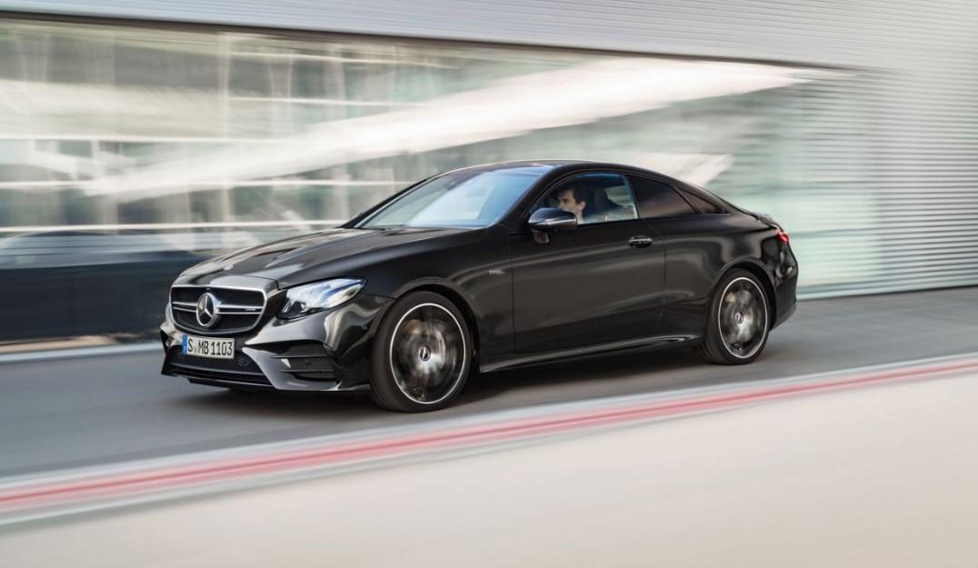 2021 Mercedes S Coupe Exterior